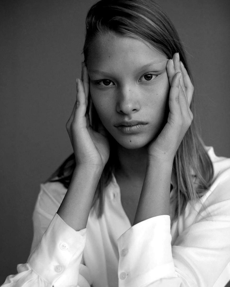 Модельные тесты фотограф девушка модель юлия степанова